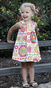 Baby Girl Clothes Patterns Free | Sewing Patterns for Kids! Printable Sewing Patterns for Girls Clothing