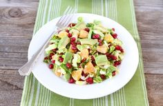 brussels sprout pomegranate citrus salad