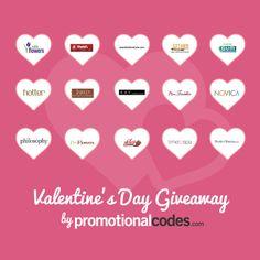 valentine #giveaway