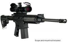 "DPMS LR-308 Sportical AR-10 SA 308 Rem 16"" 19+1 6 Pos Stk Blk - $817.13 shipped after $50 MIR"