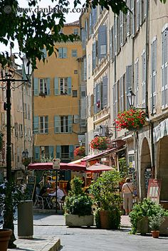 """Grasse, on the French Riviera, is the center of the French perfume industry, and is considered the """"Perfume Capital"""" of the world."""