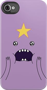 Adventure Time - Lumpy Space Princess Case for the iphone