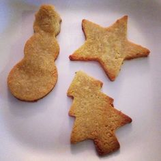 "Recipe: Gluten-Free ""Sugar"" Cookies"
