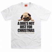Dog Christmas T Shirt