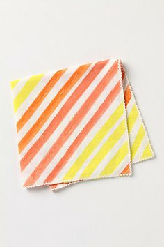 stripe cloth napkins