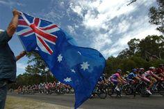 Tour Down Under stage four 2012