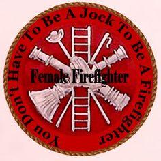 lady+firefighter+apparel | Female Firefighter Women's Pink T-Shirt by denesplace