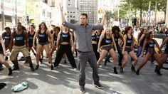 'Magic Mike' Star Channing Tatum Shows Off Stripper Dance Moves on 'Today' (Video)