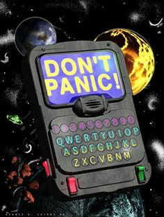 The Hitchhiker's Guide to the Galaxy ✓