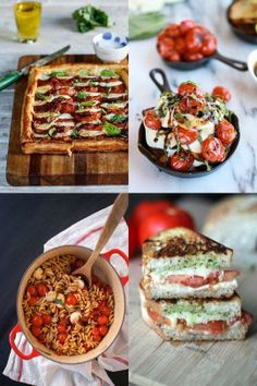 4 Creative Ways to Eat Your Fill of Caprese