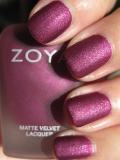 10 Best Zoya Nail Polish Reviews And Swatches | See more nail designs at http://www.nailsss.com/acrylic-nails-ideas/2/