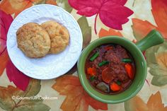 Gourmet Girl Cooks: Beef Paprikash Stew - Slow Cooker Style