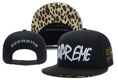 Supreme Leopard Snapback Hat (1) , sale  $5.9 - www.hatsmalls.com