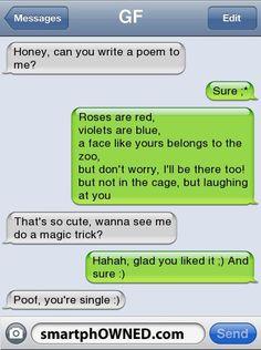 LOL Texts   lol # lol texts fail # funny texts # fail