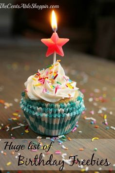 #Birthday #Freebies