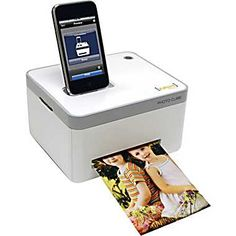 My boyfriend, Kent, got me the coolest gift for my birthday!!! Obsessed with it :) Vupoint Photo Cube™ Photo Printer $105