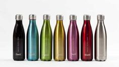 S'well Bottle: Keeps your drinks cold for 24 hours & hot for 12!