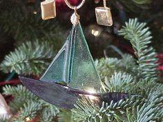 sailboat ornaments