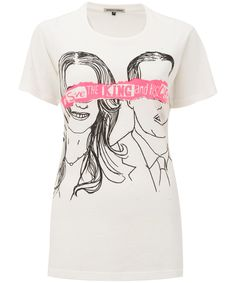 God Save Will and Kate T-Shirt, Simeon Farrar. Shop the latest Simeon Farrar collection at Liberty.co.uk