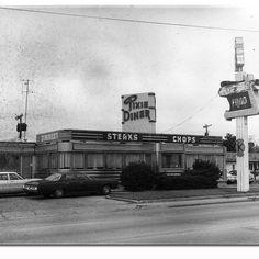Pixie Diner, Muncie, Indiana 1970's