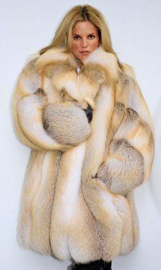 island fox, fox fur, fur coat, jessicasimpson fake, fabul fur