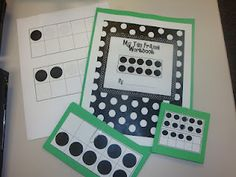 Great Ten-Frame Activities!  Aligned with Common Core.  Love! $