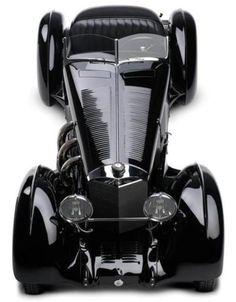 Mercedes Benz SSK, Comte Trossi