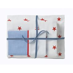 Red Star Sheet Set