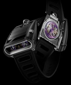 MB&F HM5 CarbonMacrolon Watch