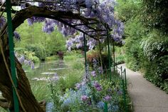 But love to do it again! Beautiful Giverny!