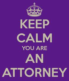 #Attorney