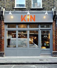 Kin Restaurant | Clerkenwell, London