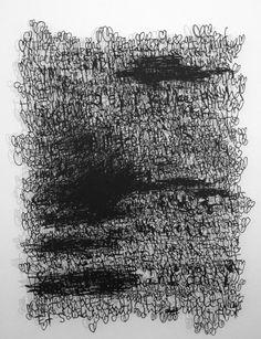 Annie Vought - paper cut letters