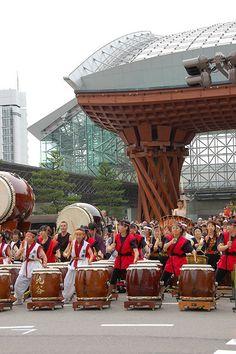 Japanese Festival Hyakumangoku-matsuri百万石まつり