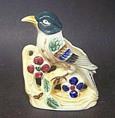 Bird Planter Occupied Japan