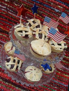 Great Ideas — Fourth of July Food!!!