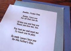 dad, classroom, fathers day poem from kids, idea, art crafts