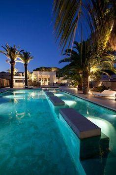 #Hotel Sezz Saint-Tropez, #France  #pool >> Saintrop.com the site of Saint Tropez!
