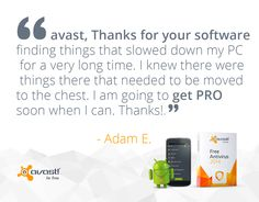 #AVAST provides with best free #antivirus protection