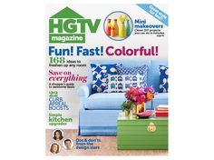 Inside our March issue http://blog.hgtv.com/ihearthgtv/2013/02/18/hgtv-magazine-march-2013-issue/#?soc=pinterest