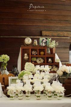 Rustic Wedding #rustic #wedding
