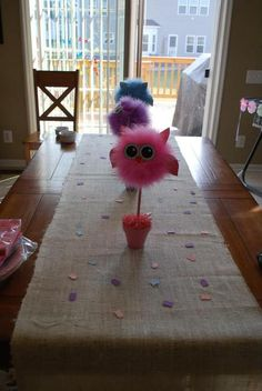 "Photo 8 of 13: Owl Theme / Birthday ""Look Who's Turning 1"" 