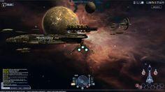 Battlestar Galactica Online Screenshots