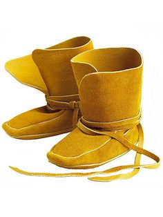 Kids Scout Moccasin | American Apparel