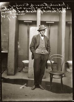 Vintage Mugshots from the 1920s «TwistedSifter