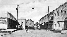Brooksville Main Street, Looking North by ghs1922, via Flickr