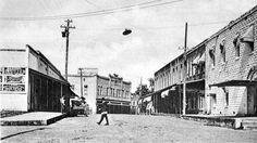 Brooksville Main Street, Looking North by ghs1922, via Flickr