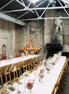#Whimsical Wedding Ideas | #Warehouse Wedding | See more on SMP ~ http://www.StyleMePretty.com/2014/01/21/whimsical-london-warehouse-wedding/ Jodie Chapman Photography