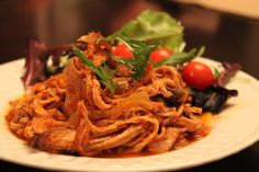 Cumin Spiced Slow Cooked Pork
