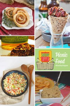 50 New Picnic Food R